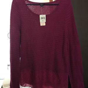 Lucky Brand Woman's Sweater